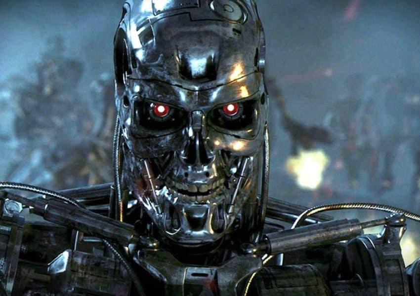 T-2 Robot from Terminator